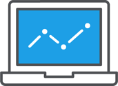 Progress Monitoring graphic representation of ST Math Middle School Math Games